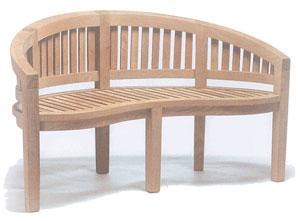Crescent Bench